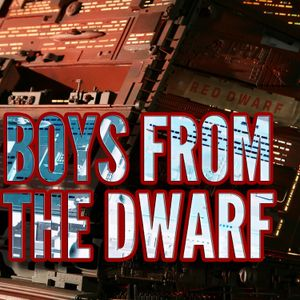 Boys From The Dwarf #51: Hitchhiker's Guide parts 25 & 26