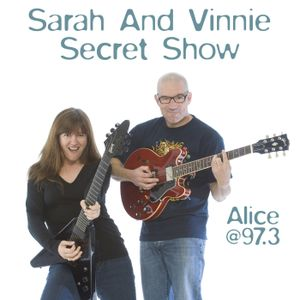 Secret Show Podcast: 4.17.2017