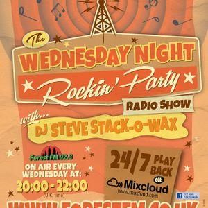 DJ Steve Stack Of Wax ~ ROCKIN' RADIO ~ 1 January 20