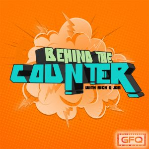 Behind The Counter Ep. 112 – Make Mine Marvel (by default) 9-18-14