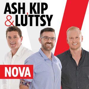 Ash, Kip and Luttsy Podcast 9 September 2016