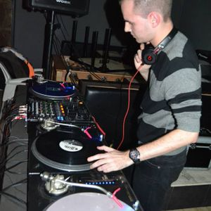 Dj Palomera In Session @ Special Session For Krys (09-09-2012)