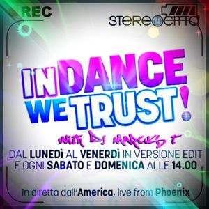 In Dance We Trust 26 April 2014