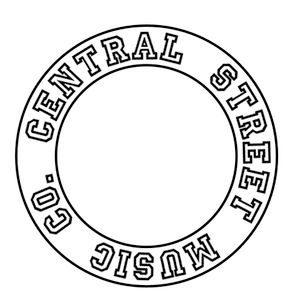Central Street Music Co. Mix 01 By Madueno