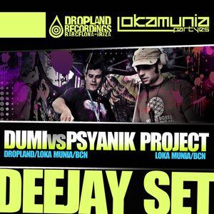 Dj Dumi Vs Psyanik Project @ LaCova Forest Club, 27/10/2K12