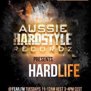 HARDLIFE - Audio Damage (Aussie Hardstyle Radio @ Fear.FM)
