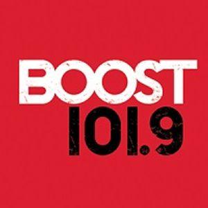 BOOST 101.9  Mix Spot 021118 8-830PM