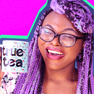 True Tea w/ Kat Blaque: Episode 2: Is Skinny Shaming Real?