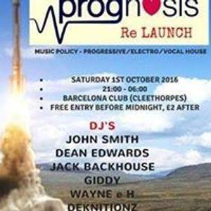 Jack Backhouse- January progressive House mix