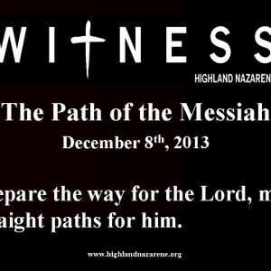 Highland Nazarene - The Path of the Messiah