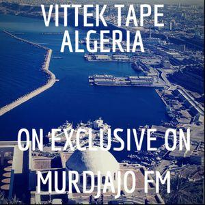 Vittek Tape Algeria 9-6-17