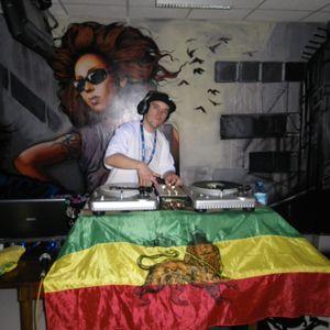 Ras Junior Dancehall/Ragga Live Mix