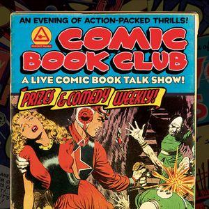 Comic Book Club: Mike Holmes