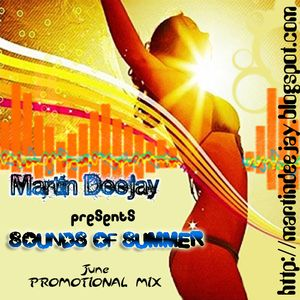 DJ MARTIN - PROMO MIX SEPTEMBER