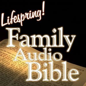 NewLSFB496: The New Lifespring! Family Audio Bible – Romans 9-11