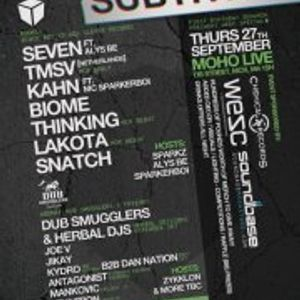Subtitled Sessions w/ TMSV (Black Box/Box Clever/Tube10) 1st Birthday promo mix