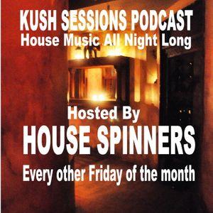Kush Sessions vol.17 - DJ Mus (House Spinners) live set