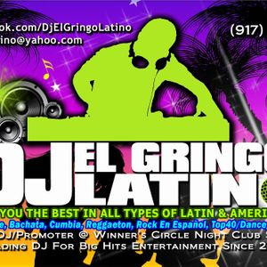 Dj El Gringo Latino - Quinceañera Salsa Mix