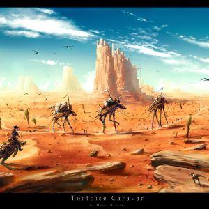 Tortoise Caravan | 20.02.11