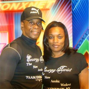 ERIC FRAZIER JAZZ LEGEND STOPS BY ENERGYTWIST HOSTED BY ENERGY & SISTER CEE