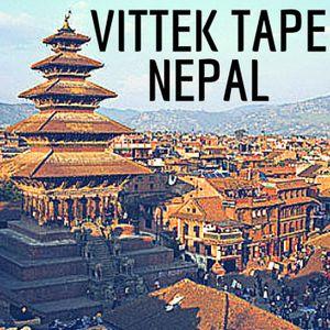 Vittek Tape Nepal 23-11-17