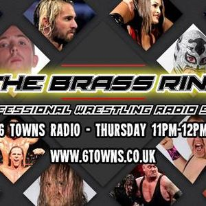 Penultimate Brass Ring Show before Wrestlemania featuring Keith Myatt