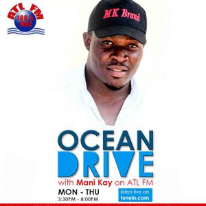 OceanDrive with MKBrand ---ATL FM 100.5