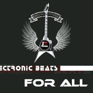 RockingHouseBeats #3 mixed by ElectroKings
