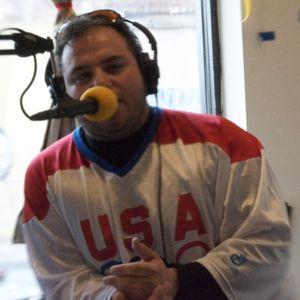 Cliff Schecter - DC Sports Beat Interview 12/9/12 - Jovan Belchar, Bob Costas, & Gun Control