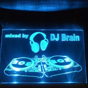 The new Shit mixed by Dj Brain New Releases 24.12.12 - 07.01.13