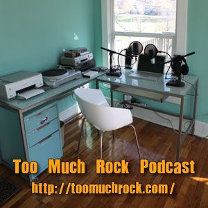 Too Much Rock Podcast #428
