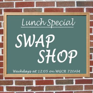 Swap Shop: 3-23-17