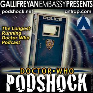 341 - Doctor Who: Podshock