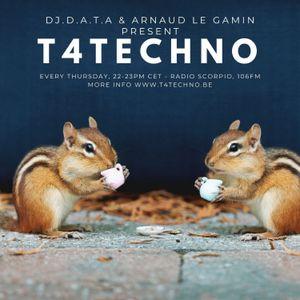 T4Techno Eps. 2 - Techno von den Deutschen - on Radio Scorpio, Oct 15th 2020