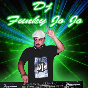 DJ FUNKY JOJO HOUSE TECH SET (April 2012)