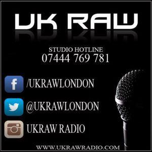 Dj Diddley Live On UKRaw 10/07/17