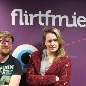 Strange Boats drop in to FlirtFm to chat and play some songs live