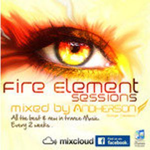 Fire Element Sessions Podcast 001 Mixed by Jorge Caballero
