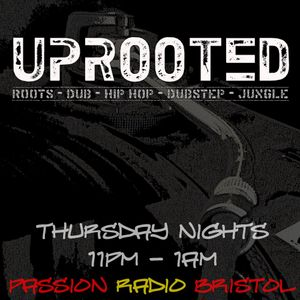 UpRooted Show Part3 27/10 Dj Staf and Tenja HipHop Mix