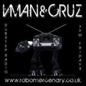 Vman & Cruz Robomercenary Radio 22nd June