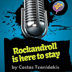 'Rock' n' Roll is here to stay'' on simpleradio.fm 21/3/18 Interview Johnny Vavouras