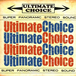 Ultimate Choice Volume 01