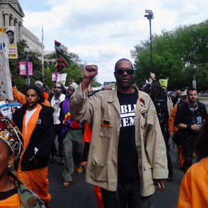 DIALLO KENYATTA PART 2 / SPECIAL EDITION 12-2 / THE POWER TO THE PEOPLE RADIO