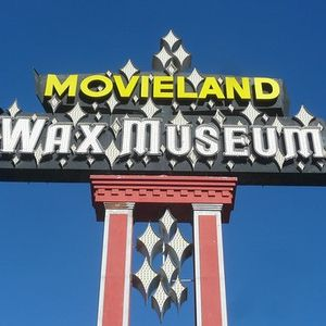 Movieland Wax Artwork Image