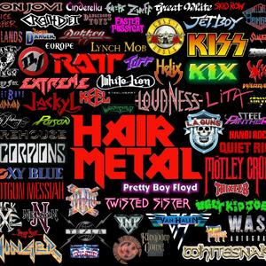 Johnnie Walkers HAIR BAND REVIVAL 02/17/2013