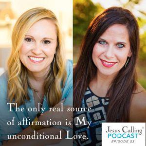Nothing Compares to the Love of Christ: Jennie Allen & Kristen Hatton