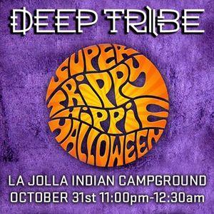 Deep Tribe Live @ Super Trippy Hippie Halloween [FREE DOWNLOAD]
