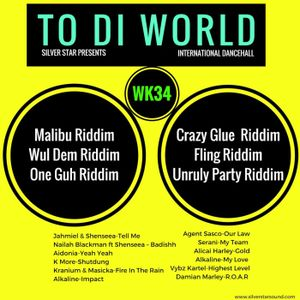 WK34 Latest Dancehall Riddims Singles and News 2017