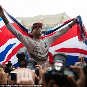 Will The Real Lewis Hamilton Please Stand Up