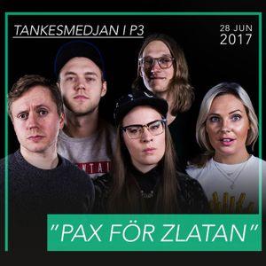 Pax för Zlatan
